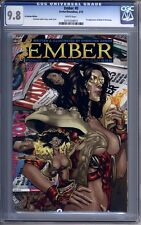 Ember #0 In Fashion Variant Edition 1st Print 1st Appearance Cgc 9.8