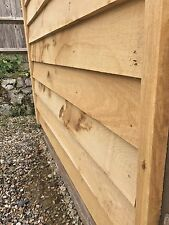 oak feather edge cladding extra wide   200 mm width x 2000 TO  3000 mm lenght