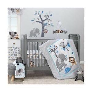 Bedtime Originals Jungle Fun 3-Piece Crib Bedding Set Оne Расk