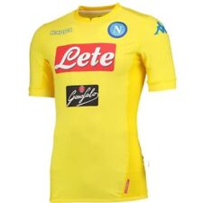 Maillots de football de clubs italiens SSC napoli manches courtes