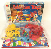 Mouse Trap Board Game Big Box Edition 1986 MB MiltonBradley 100%Complete Vintage
