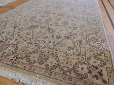 Lovely 3x10 Pakistani Peshawar Runner Oriental Area Rug beige wool hand-knotted