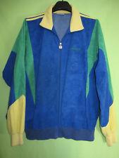 Veste Adidas TERMINATOR Ventex 80 S Ciel et Jaune Vintage Jacket - 174   M 8a5f2aa74ec