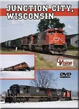 Junction City Wisconsin DVD NEW C-Vision Soo Line