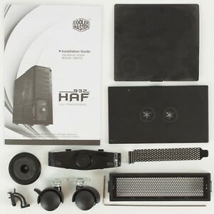 HAF 932 | Small Replacement Parts | Cooler Master