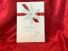 Hallmark 3D Christmas Card