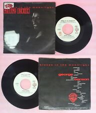 LP 45 7'' GEORGE BENSON Kisses in the moonlight Open your eyes 1986 no cd mc*dvd