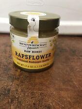 Honey Raw Rapsflower Product Of Germany Bienenwirtschaft 1.1LB Pure Natural
