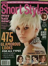 Short Styles Hottest Celeb Trend Miley Glamorous Look Winter 2014 FREE SHIPPING!