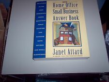 """The Home Office and Small Business Answer Book"