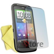 5 PCS FILM DE PROTECTION SAUVE ÉCRAN LCD POUR HTC INCREDIBLE S