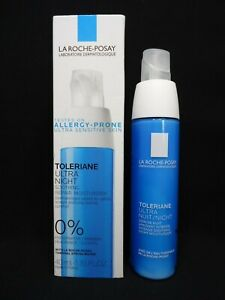 La Roche-Posay Toleriane Ultra Night Soothing Repair Moisturizer 1.35 oz 12/2021