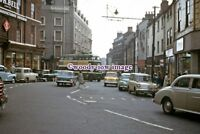 pu1959 - Nottingham Parliament & Huntingdon Streets in 1963 - photograph 6x4
