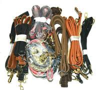 Replacement Purse Strap Handle Shoulder Handbag Bag Leather Metal Pick/Choose