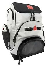 Ironman Triathlon Signature White Backpack with Flaws *Nwt*