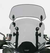 Deflettore X-CREEN Touring fumè MOTO SCOOTER - XCTA1
