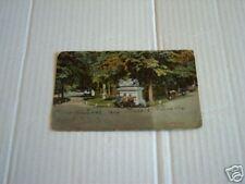 cartolina postcard MITROVICA anno 1918