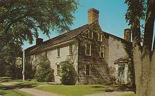"*Massachusettes Postcard-""The Hall Tavern""  /Moved To Old Deerfield/ (U1-MA17)"