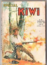 ~*~ SPECIAL KIWI  n°40 ~*~ 1969 LUG