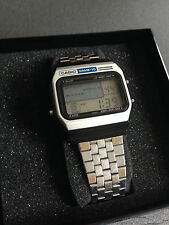 Casio Game-10 GM-10 vintage LCD Armbanduhr 80er 80´s watch clock