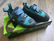 Evolv Kira Climbing Shoes, size 6
