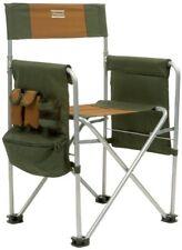 Shakespeare Directors Chair Chaise de Pêche Marron/vert 130 kg