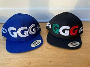 GGG Gennady Golovkin Big Drama Show and Mexican Style Hats RARE - NEW