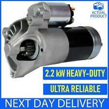FITS PEUGEOT 306 307 308 1.9 D/2.0 HDI DIESEL 1993-2017 MANUAL NEW STARTER MOTOR