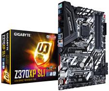 Gigabyte Z370XP SLI Motherboard CPU i3 i5 i7 LGA1151 Intel DDR4 Dual CrossFire