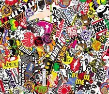 """30""""x20"""" Panda Cartoon Car JDM STICKER BOMB Graffiti Wrap SHEET HONDA DECAL"""