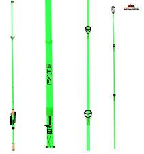"""7'3"""" ~ 13 Fishing Fate Black Medium Spinning Fishing Rod ~ New"""