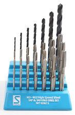 28 Piece M3 - M12 HSS Tap & Drill Set