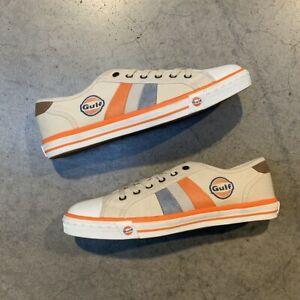 GRANDPRIX ORIGINALS GULF Men Vintage Sneaker cream  reg. VK-Preis 79,90 €