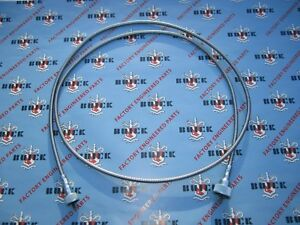 1954-1958 Buick Speedometer Cable & Correct Armored Case