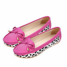 Women's Casual Animal Print Flats