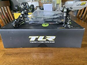 TLR 22 4.0 Roller Losi Race Buggy Carbon Fiber Extra Parts