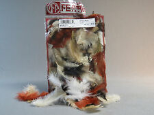 T Plumage Asstorted Feathers arts crafts neede felting fly tying B710A/E/FC