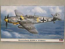Hasegawa 1/48 Scale German Messerschmitt Bf109G-6 'Eyeball'