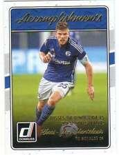 2016 Donruss Soccer Accomplishments #11 Klaas-Jan Huntelaar FC Schalke 04