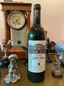 1 Fl. 0,75 Chateau Leoville-Barton 1989 (Saint Julien) 92 P Wine Spectator