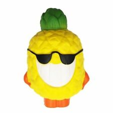 SquishyFun Kawaii Squishies - Mr. Pineapple slow rising scented US Xmas gift