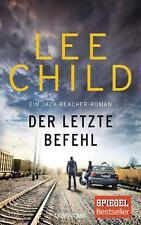 Deutsche Krimireihen im Taschenbuch-Lee-Child
