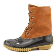 The Original Duck Boot Women's Rain Waterproof Boots Brown Size 7.5 NEW LAST ONE