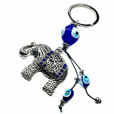 Blue Evil Eye Key chain key ring Hanging Amulet For Protection-03