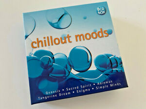 Chillout Moods 8-CD-Set Various Super Compilation