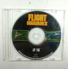 Flight Squadron II iF-16 (1996) Disc Only