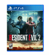 Brand New and Sealed Resident Evil 2 PS4 Playstation 4