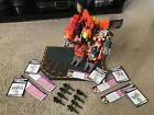 Vintage 1986 G1 Transformers - PREDACONS - PREDAKING - All 5 - NEARLY COMPLETE