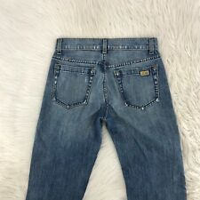 Juicy Couture Women Jeans Size 28 X 32 Inseam Bootcut I17