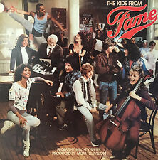 THE KIDS FROM FAME Soundtrack LP with Gatefold. 1982